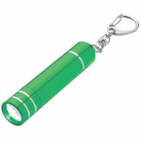 Promo Aluminum LED Light Lantern With Key Clip