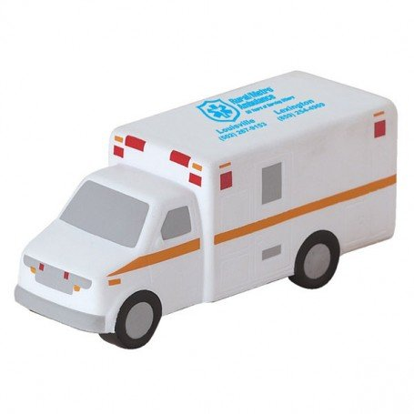 Promo Ambulance Stress Reliever