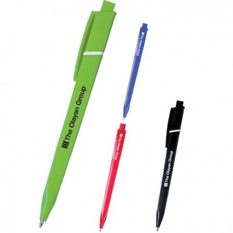 Promo Angular Plastic Pen