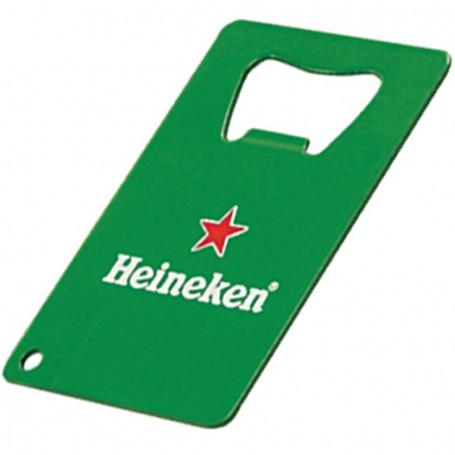 Promo Credit Card Powder Coated Bottle Opener
