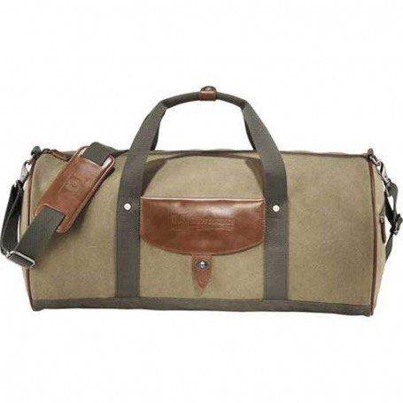 Promo Cutter and Buck Legacy Cotton Roll Duffel