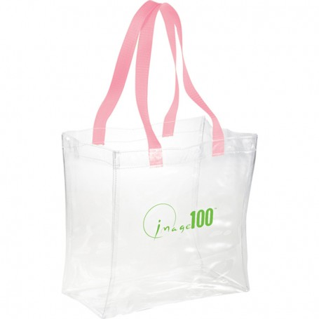 Promo Rally Clear Tote