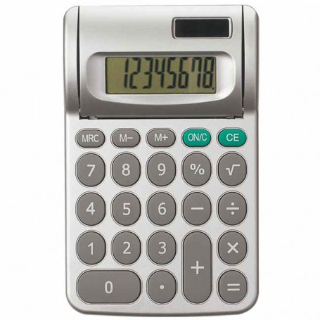 Promotional Adjustable Dual Power Calculator