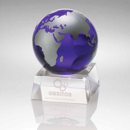 Promotional Blue Globe