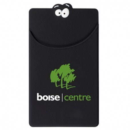 Promotional Goofy™ Silicone Mobile Device Pocket