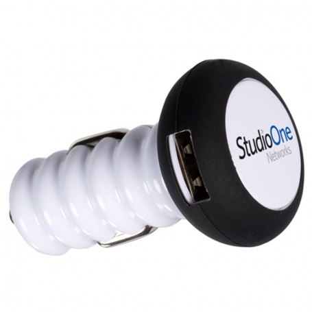 Promotional Lil' Sparky USB Car Charger