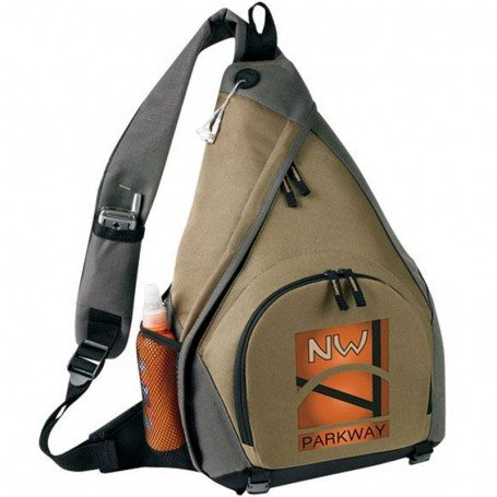 Promotional Mono-Strap Backpack