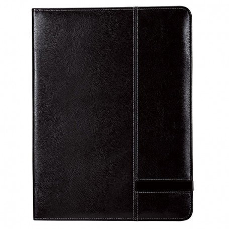 Promotional Padfolio with Pockets - Open