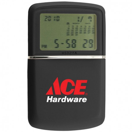 Promotional Printed Slide Clock Calculator
