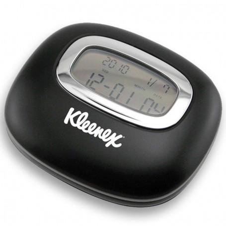 Promotional Slide-Out Clock Calculator