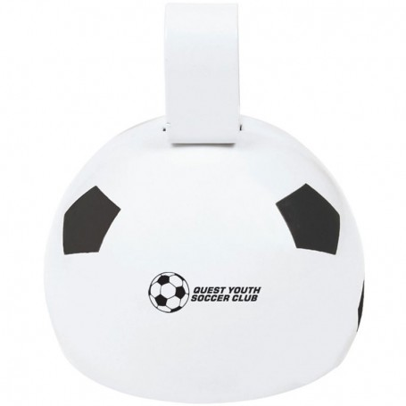 Promotional Soccer Ball Cow Bell