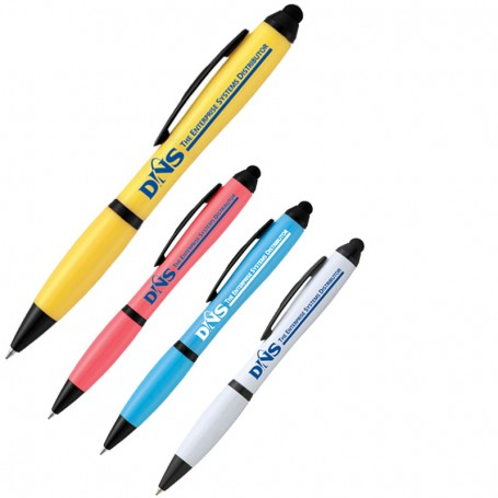 Promotional The Nash Pen with Stylus - Verve