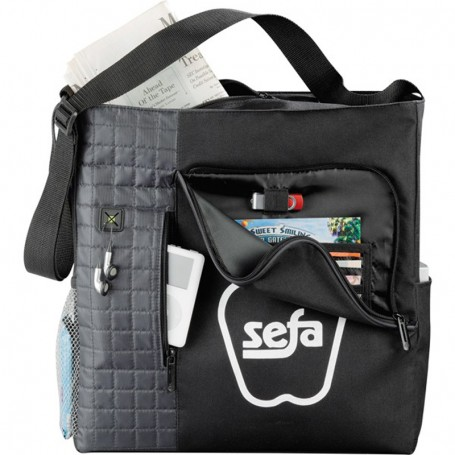 Promotional Verve Deluxe Business Tote