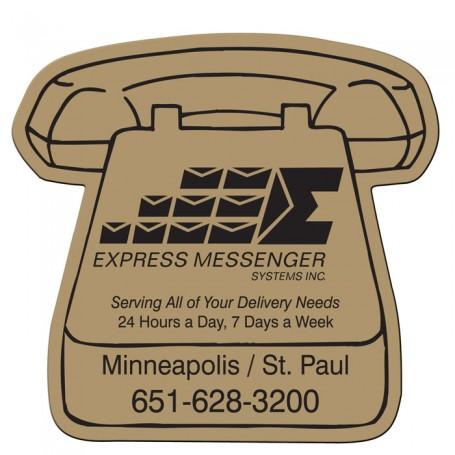 Custom Telephone Magnet