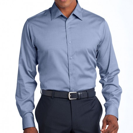 Red House - Slim Fit Non-Iron Pinpoint Oxford (Apparel)