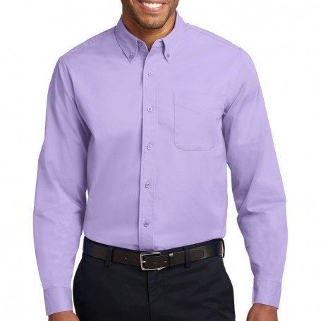 Port Authority Extended Size Long Sleeve Easy Care Shirt