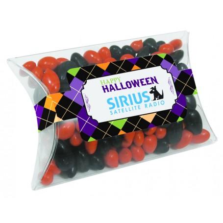 Halloween Candy Pillow Box