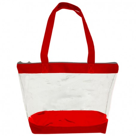 Simple Clear Tote Bag