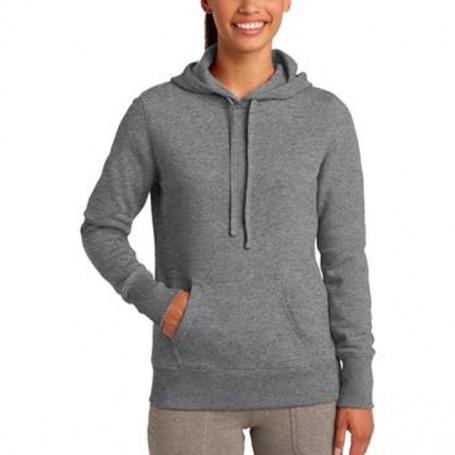 Sport-Tek Ladies Pullover Hooded Sweatshirt