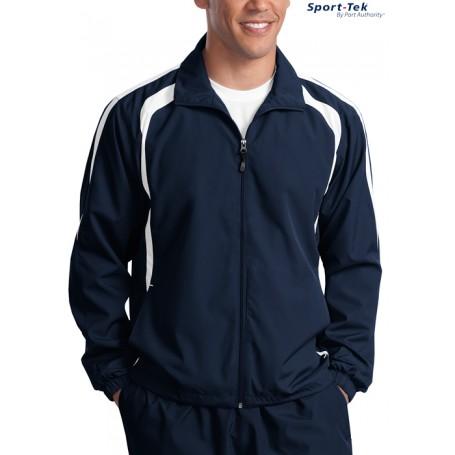 Sport-Tek Colorblock Raglan Jacket