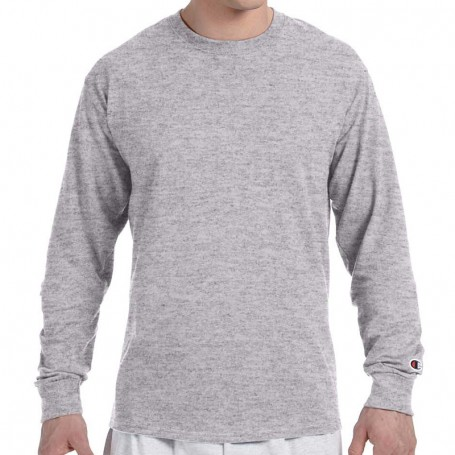 Champion Adult Tagless Long-Sleeve T-Shirt