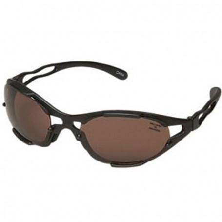 Sunglasses Matte Frames Brown Tinted Lenses