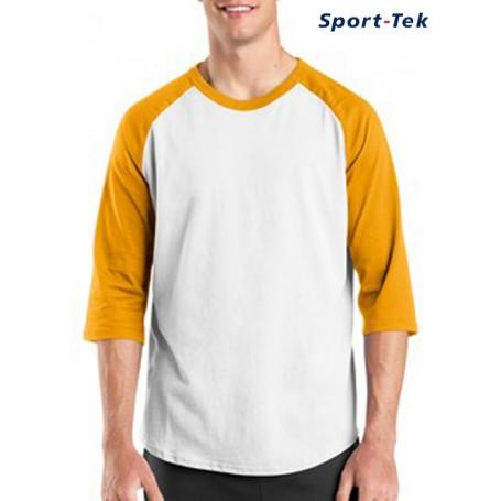 Sport-Tek® - Colorblock Raglan Jersey