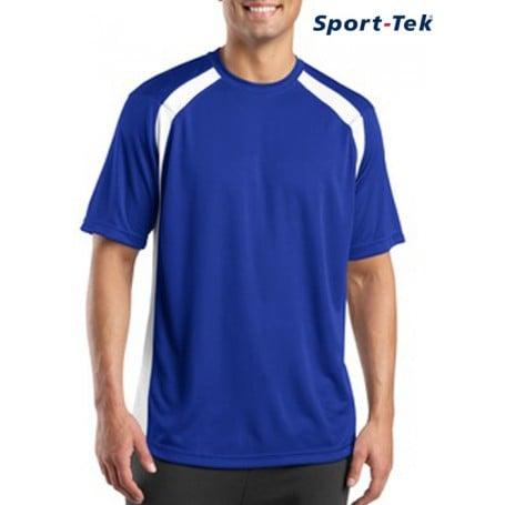 Sport-Tek® - Dry Zone™ Colorblock Crew
