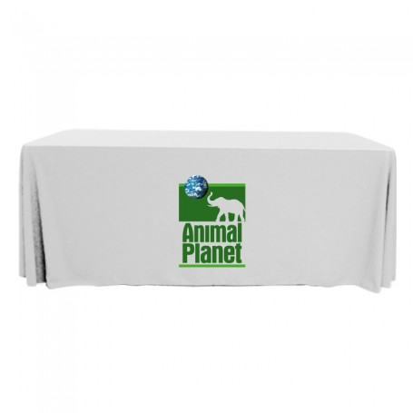 Full Color 8' 3-Sided Table Cover