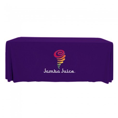 Full Color 6' Custom Table Covers