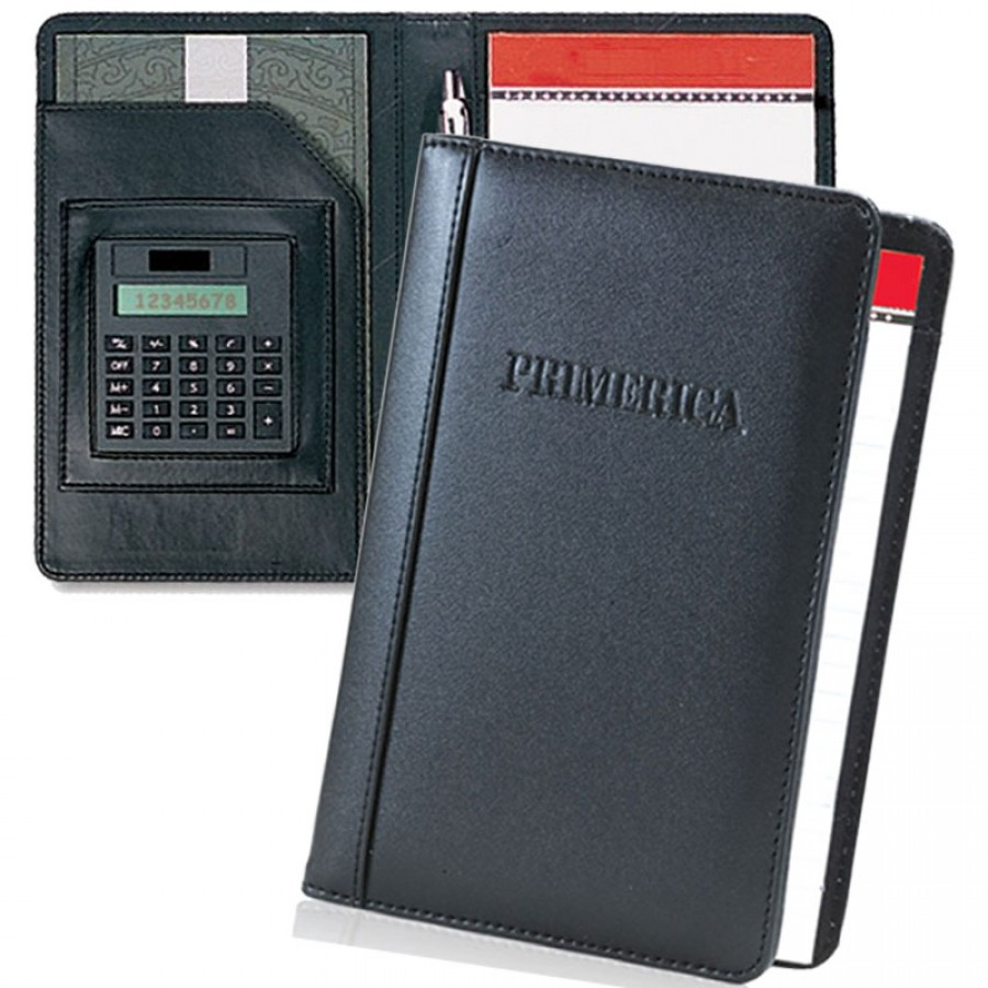 6 x 8.75 Classic Junior Calculator Padfolio