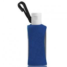 2 oz Custom Label Sanitizer w/ Clip