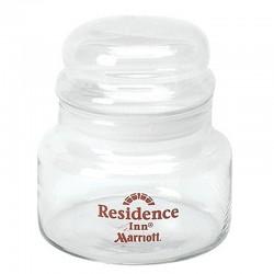15 oz Glass Storage Jar With Lid