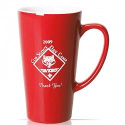 16 oz. Imprinted Cafe Mug