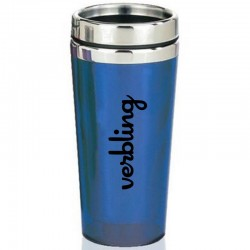 16 oz. Stainless Steel Translucent Tumbler
