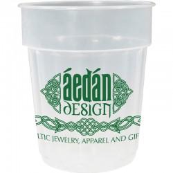 16oz Promotional Fluted Jewel Stadium Cup