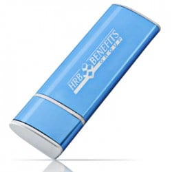 2 GB Alpha USB Flash Drive