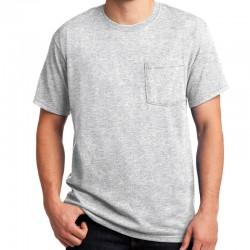 JERZEES - Heavyweight Blend 50/50 Cotton/Poly Pocket T-Shirt