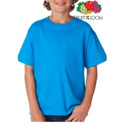 Fruit of the Loom Youth Heavy Cotton T-Shirt