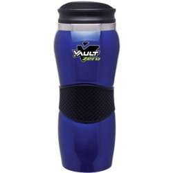 14 oz Double Wall Tumbler With Grip