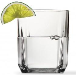 14oz Luxe Acrylic Rocks Glass