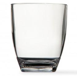 12oz Prism Acrylic Rocks Glass