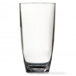 16oz Acrylic Prism Water Glass