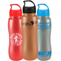 Logo Shimmerz Slim Grip Bottle with Crest Lid