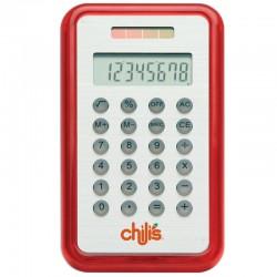 Custom Dual Powered Solar Calculator