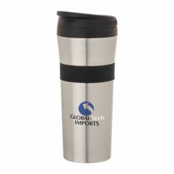 Custom Logo 16 oz. Steel and PP Tumbler