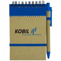 Imprinted Recycled Jotter Pad
