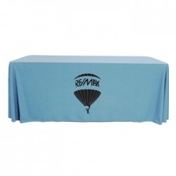 6' 3 Sided Table Cover