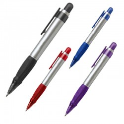 Logo Printed Retractable Transluscent Pen