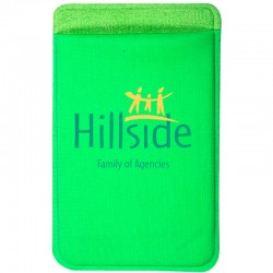 Printable Mobile Device Pocket